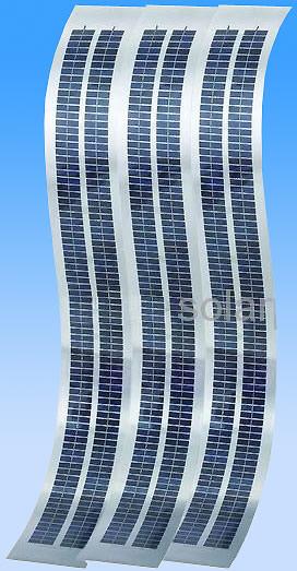 Solar Cell, Solar Panel, n Custom Cut Solar Cell