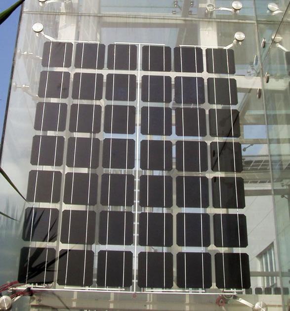 Custom Overlay Solar Cells N Make Panels