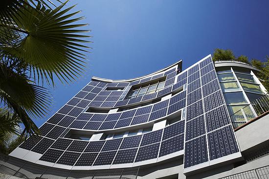 solar panel curtains