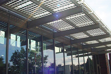 & Window Wall Solar Canopy